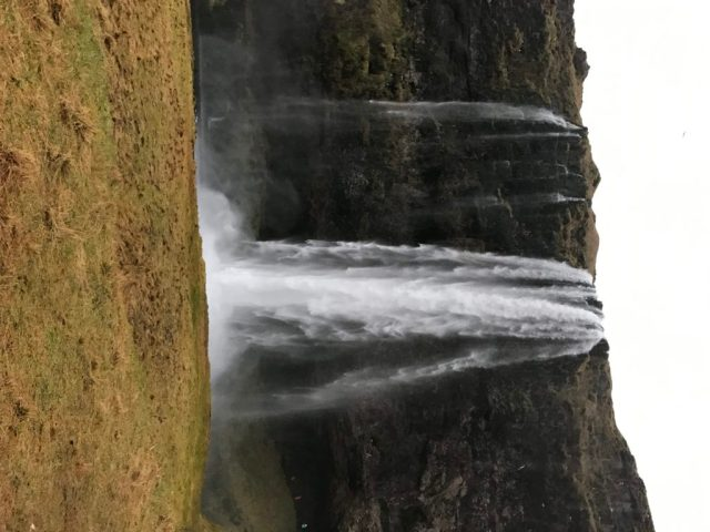 FAQs about Iceland: The walk behind Seljalandsfoss might close in bad weather