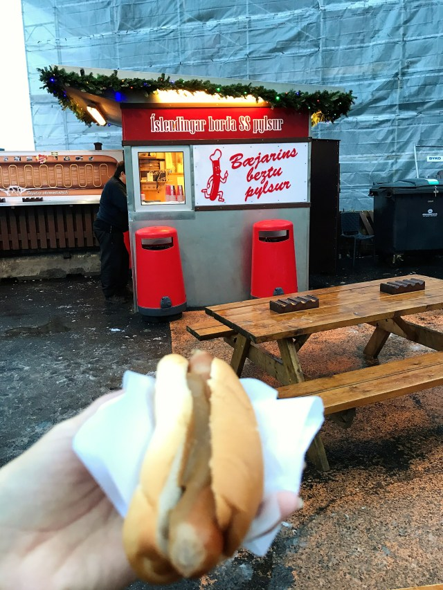 FAQs about Iceland: Grab a hot dog from Baejarins Beztu hot dog stand