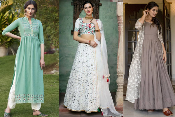 Indian Dresses for Bridesmaid
