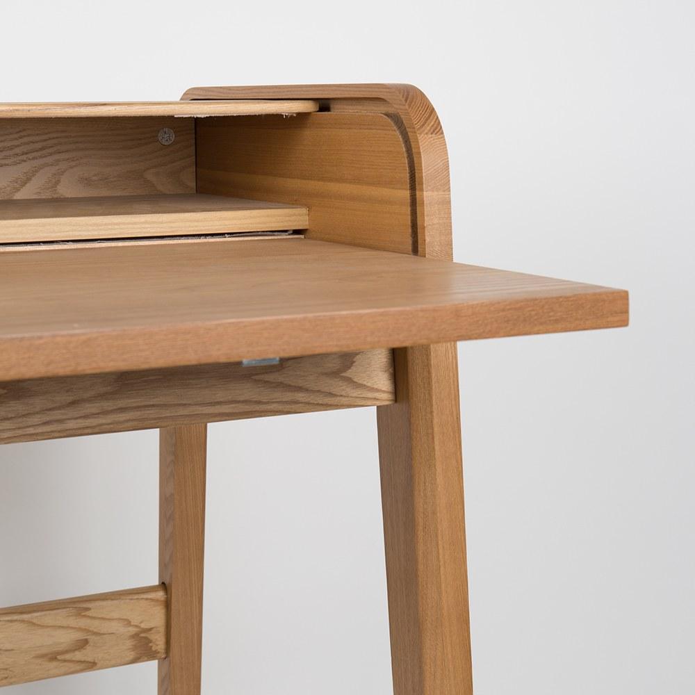 荷蘭Zuiver木質活動式收納書桌-夏馬城市生活 - 夏馬城市生活