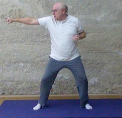 Chi kung: Los 8 brocados de seda