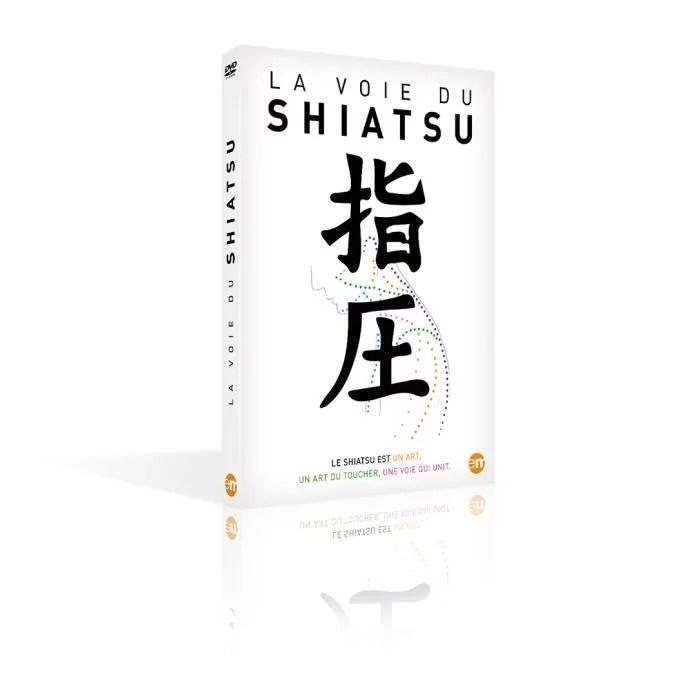 la voie du shiatsu livre 116 pages