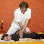 Shiatsu bei Rückenschmerzen Shiatsumassage Wien