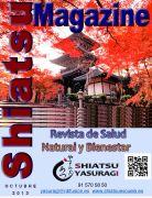 Shiatsu Magazine Octubre 2013