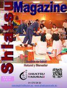 Shiatsu Magazine Abril 2014