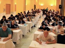 Shiatsu Examen Internacional, Prueba Teorica