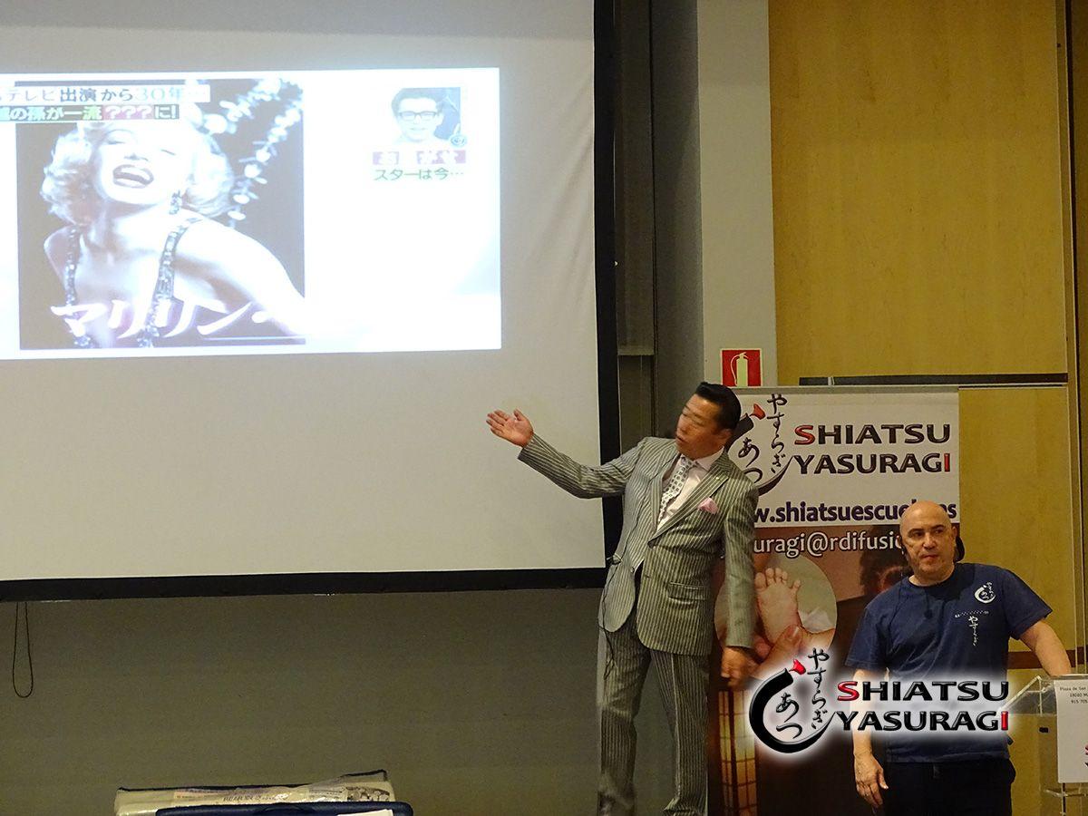 Shiatsu Namikoshi Historia