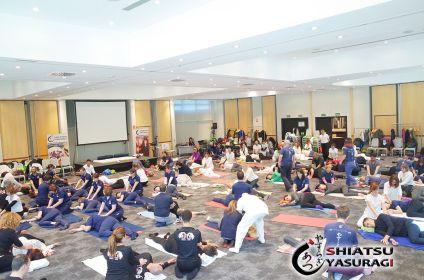 Shiatsu Congreso Internacional Con Los Maestros Namikoshi