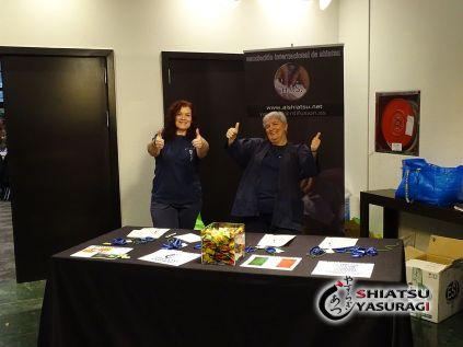 Shiatsu Internacional Inauguración
