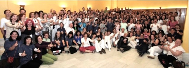 Shiatsu Congreso internacional Madrid 2009
