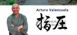 Fotos Shiatsu. Arturo Valenzuela. Maestro de Shiatsu