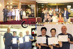Fotos Shiatsu Master en Japon