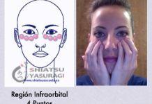 Ojos Espectaculares con Shiatsu