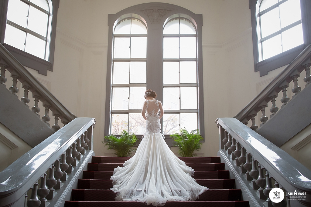 [Time Group] JE Wedding婚紗禮服 巴洛克新娘秘書(uni)