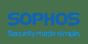 Logo Sophos - Partners- Shibaam Computers Dubai, UAE, Complete IT Solutions under one roof