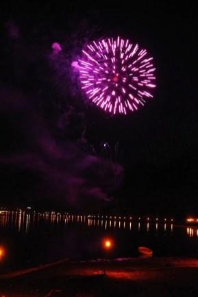 志高湖夏祭り