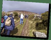 hillwalking and rock climbing courses at shielbaggan oec