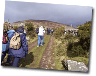 hillwalking and rock climbing courses at shielbaggan oec