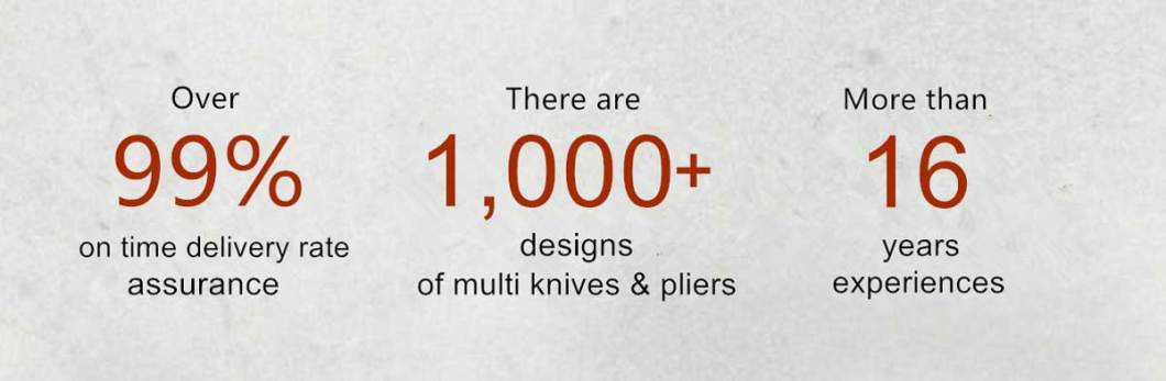 Privest Outdoor Multi Pliers Knives Manufacturer What we are proud of