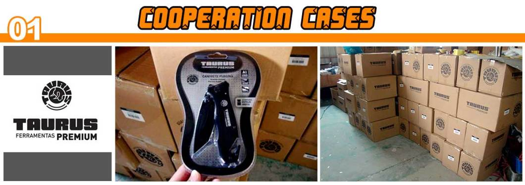 Privest Pliers and Knives manufacturer cooperation case -1