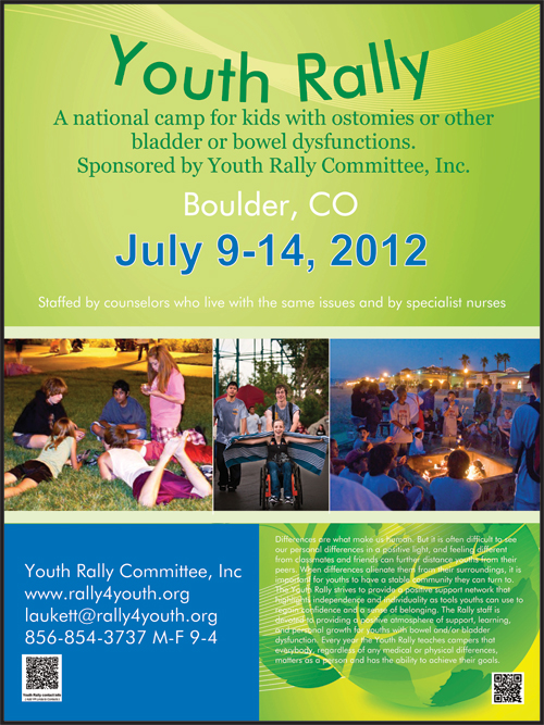 Shield HealthCare Sponsors Teen Ostomate for Rally Camp
