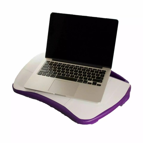 SYB™ Tiles on a Laptop Pad to Shield WiFi Radiation