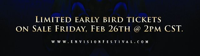 limited envision tix