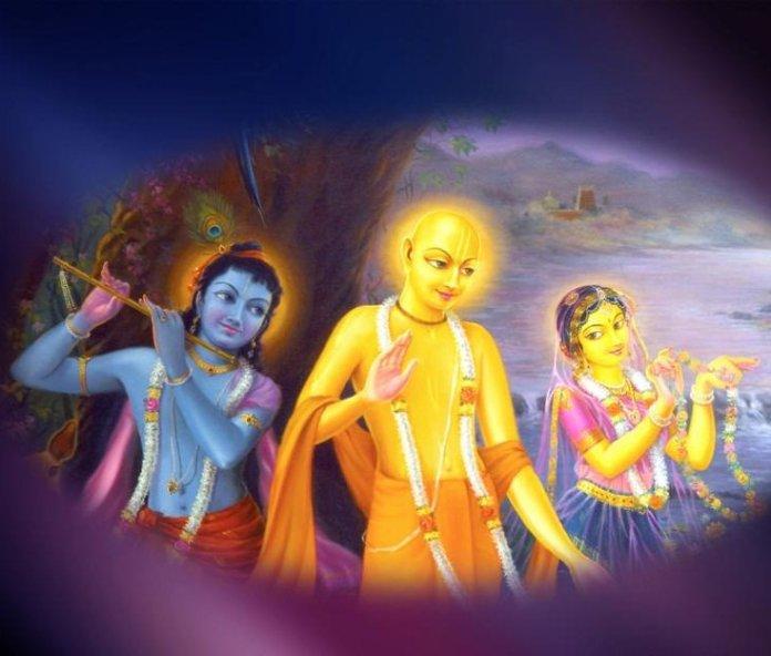 Caitanya-Radha-Krishna