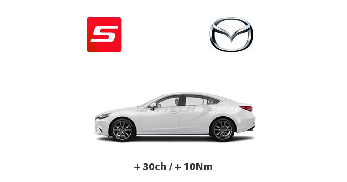 Reprogrammation moteur Mazda Mazda 6 2013 2.0 Skyactiv-G