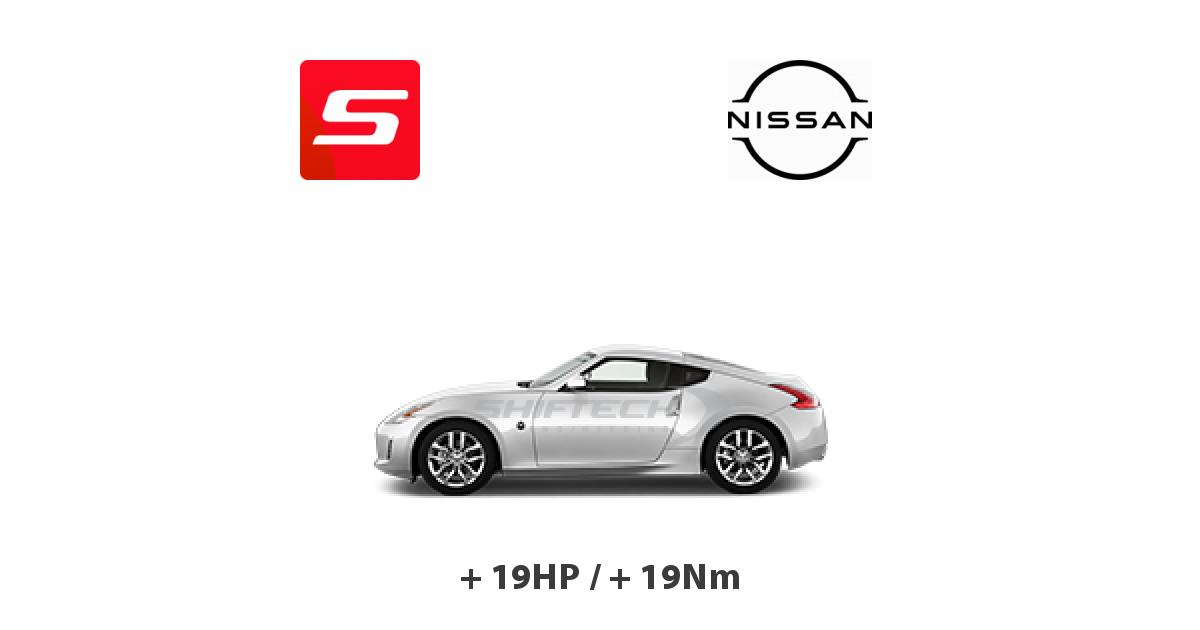 Chiptuning Nissan 370Z 2009 3.7 V6 331HP Tours