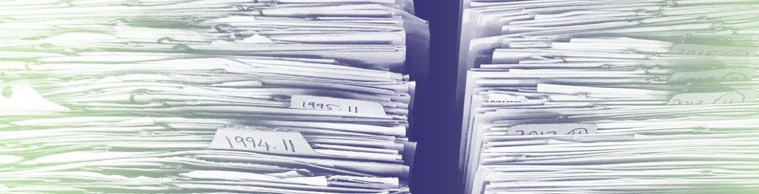 iles of Paperwork