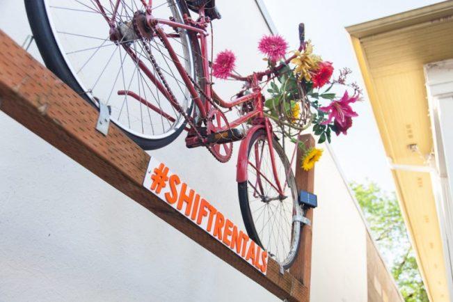 Portland's bike scene