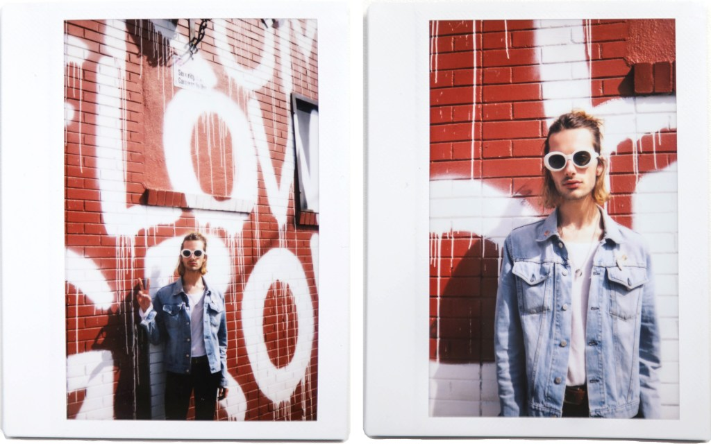 polaroids-melrose avenue