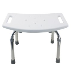 Shower Tub Bench Chair For Kids Tool Free Legs Adjustable Bathroom Chrome Safety Glossy Type A