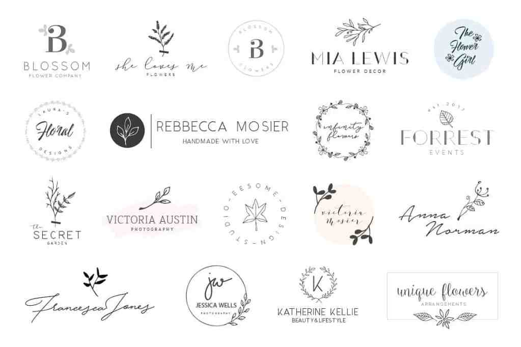 100+ Logo Design Ideas: Inspiration for Your Creative Business