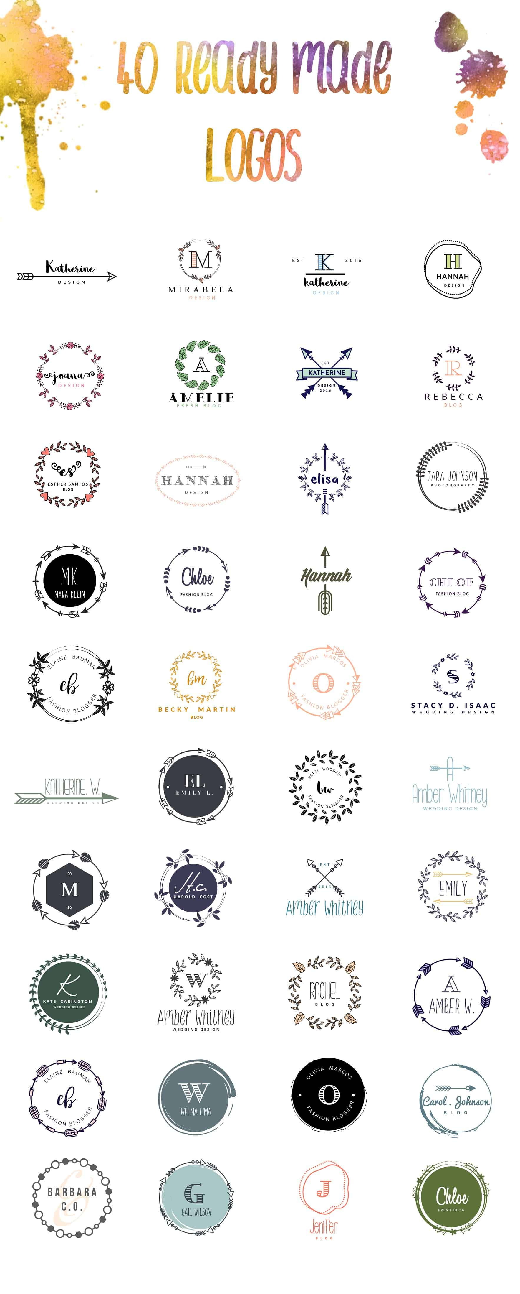 Logo Design Ideas Inspiration