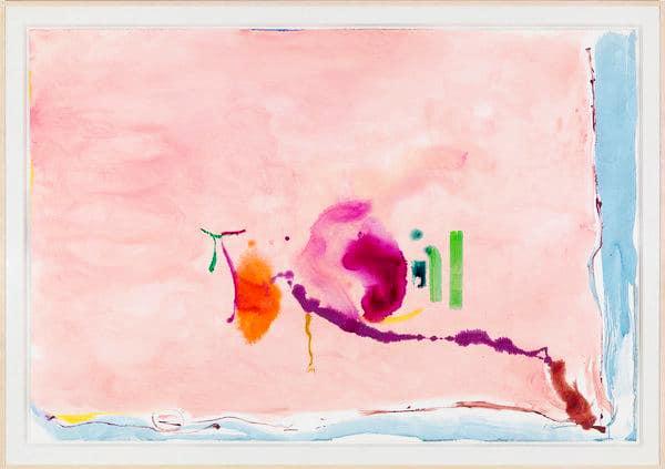 Favorite Abstract Artists - Frankenthaler
