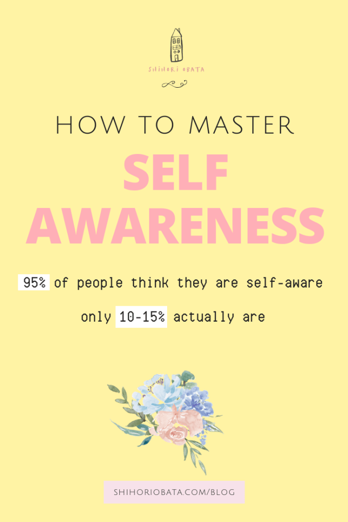 How to Be More Self Aware: An in-depth guide on how to improve your self-awareness
