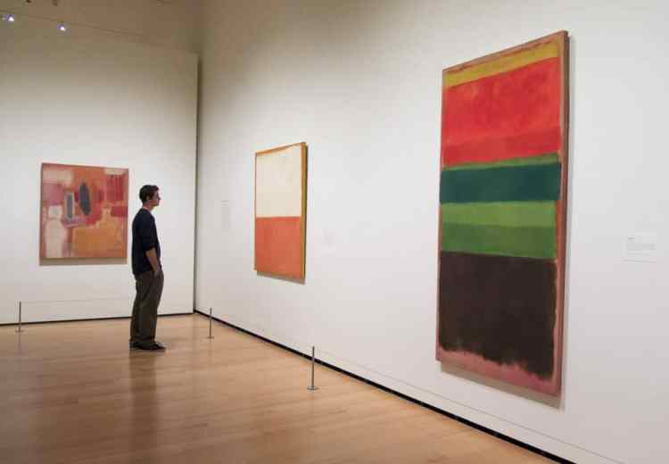How to Understand Abstract Art - Mark Rothko