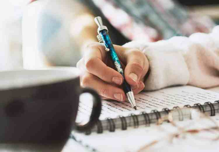 Reflective Writing Journal Entry Examples