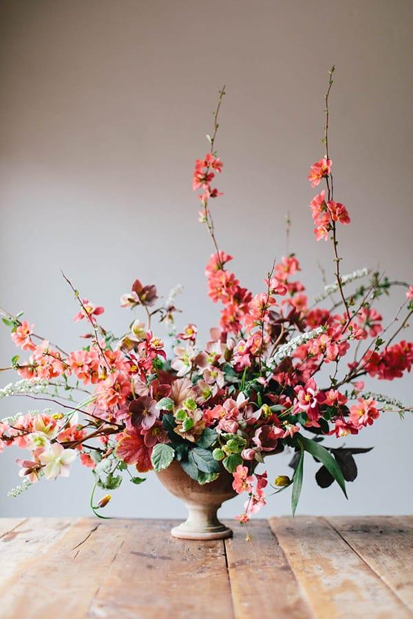 Sarah Winward, Kate Osborne | Snippet & Ink - Floral Arrangement