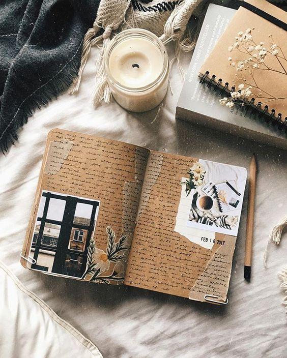 Notebook Journaling ideas