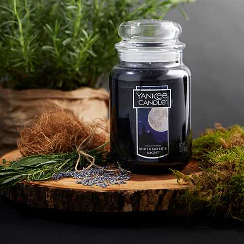 Yankee Candle Midsummer's Night Scent