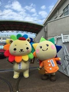 サンロー&しいなまつり開催 3月5(日)