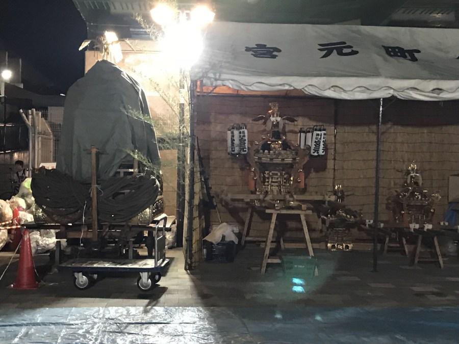 長崎神社例大祭椎名町夏祭り)2018年9月8日(土)開催レポート