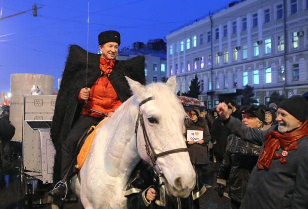 Больше чем фото: так депутат Рашкин представляет свое прибытие в  Киев