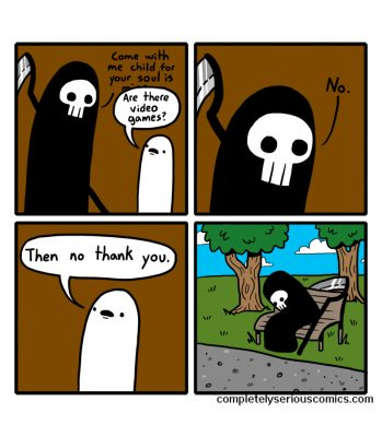 comics-completelyseriouscomics-death-gamer-706136