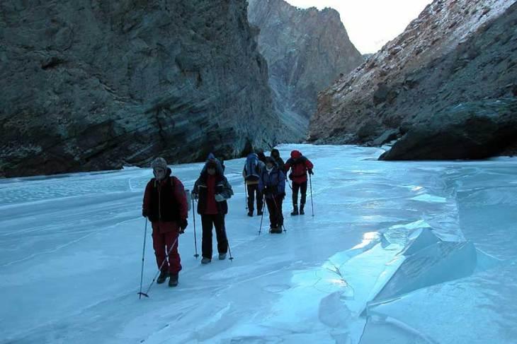 Image result for zanskar trek