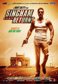 Review Singham Returns