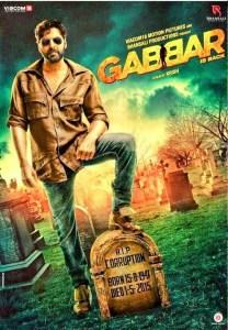 Gabbar Poster